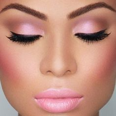 Eye Makeup For A Light Pink Dress - Mugeek Vidalondon