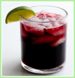 redwine cocktail