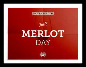 November 7th International Merlot Day