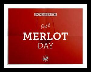 November 7th International Merlot Day