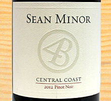 sean minor pinot noir