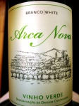 Aracas vino verde